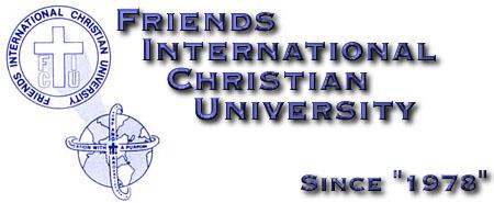 friends international christian university Educational