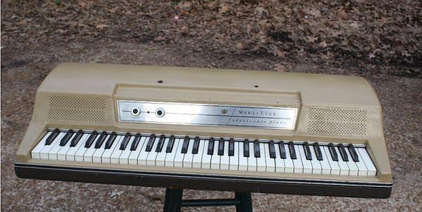 Jeffs Vintage Keyboards Page